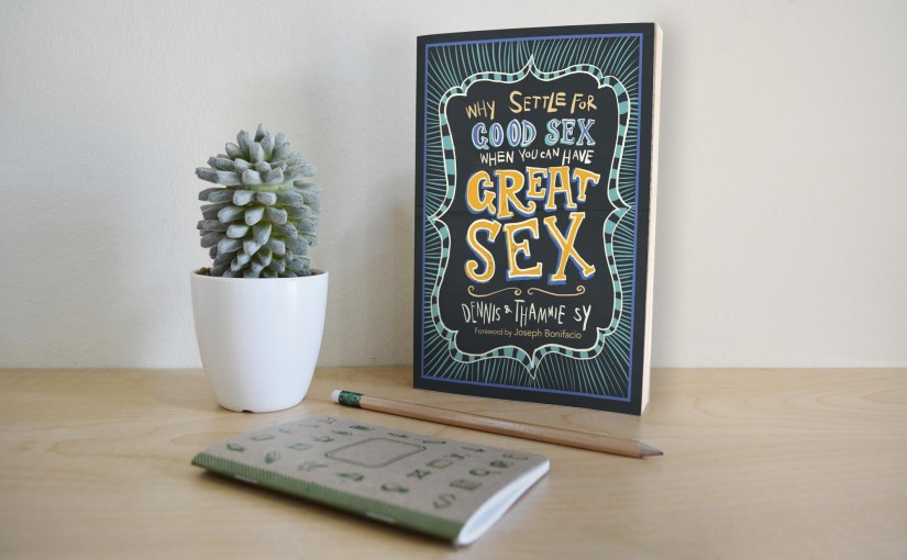 The #greatsexbook is out!!!